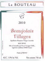 Granger-Beaujolais-Villages-Le-Bouteau