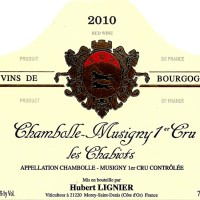 Lignier-Chambolle-Chabiots
