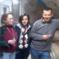 Massimo and Concetta Clerico with Kerry