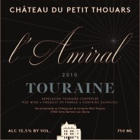 Petit Thouars Touraine L Amiral