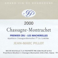 Pillot-Chassagne-Macherelles