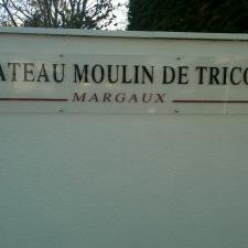 Tricot - Appellation Margaux