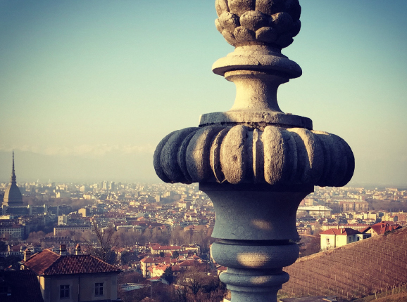 Torino and Its Neighboring Wine Regions