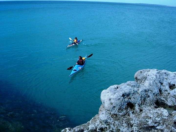 Kayak Puerto Madryn