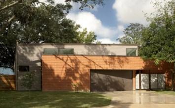 Homes on the Houston Modern Home Tour 2011