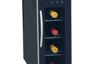 Koldfront 4 Bottle Wine Cooler by Compact Appliance