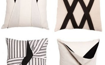 A Cozy Giveaway | Fashionable Pillow by Stone Textile Studio