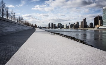 Louis Kahn's Four Freedoms Park