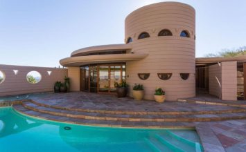 Frank Lloyd Wright's Final Home Just Hit The Market (With a $3.6 Million Price Tag)