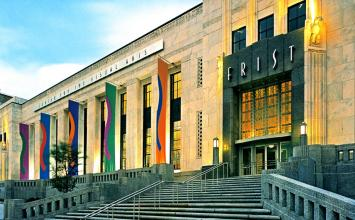 Discover the Frist Center, Nashville