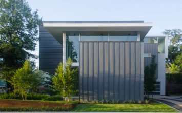 Houston's Tripartite House | Q&A w/ Rame & Russell Hruska, Intexture Architects