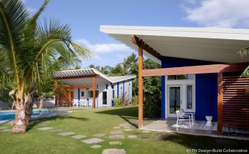 A Modern Hawaiian Residential Oasis