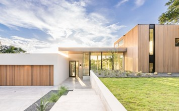Austin's [Bracketed Space] House