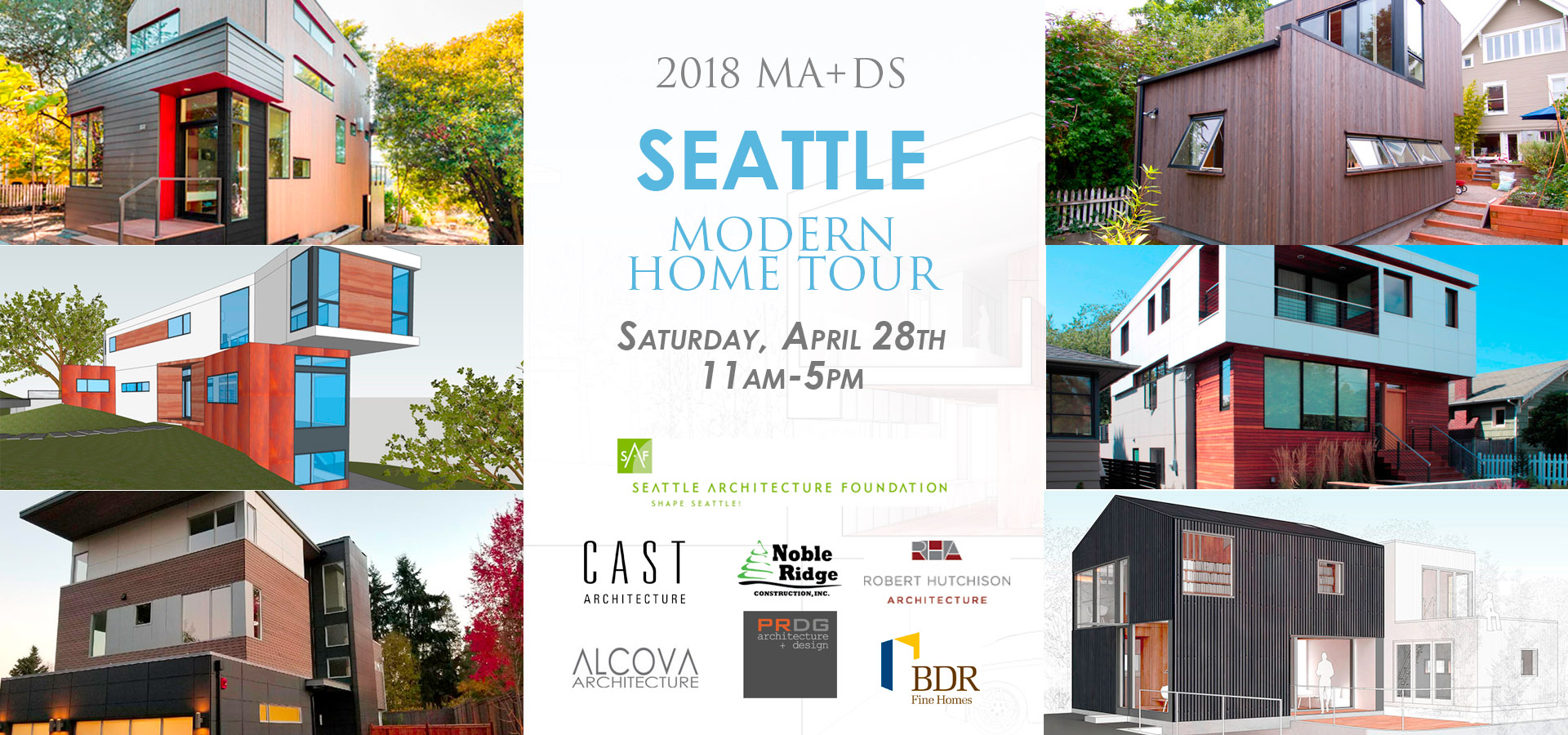 2018 Seattle Modern Home Tour