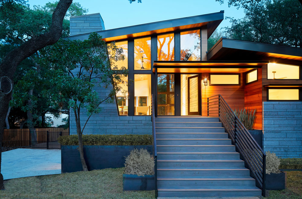 Matt Fajkus Architecture 2020 Austin Modern Home Tour