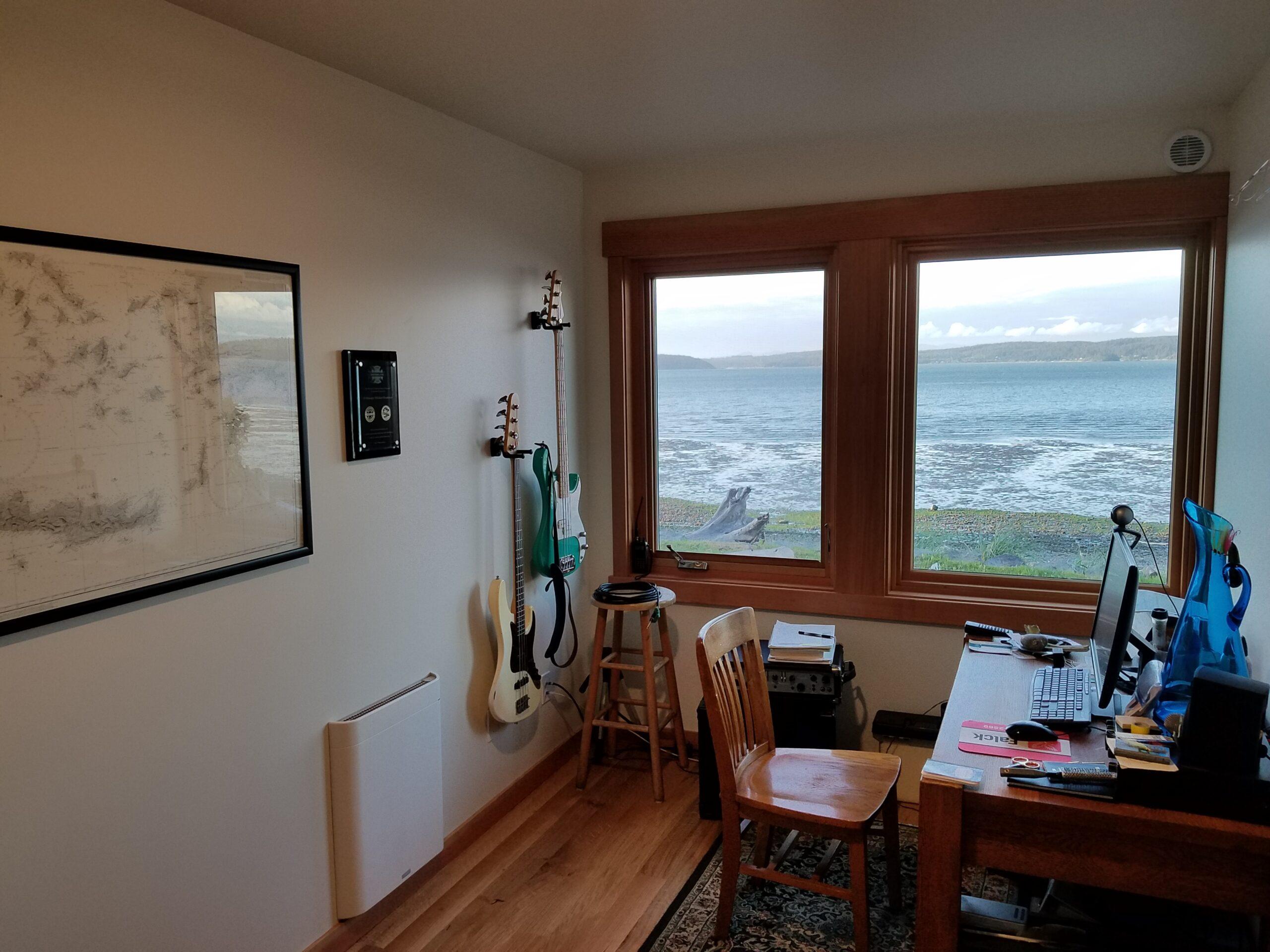 Josh Architecture Whidbey Island office