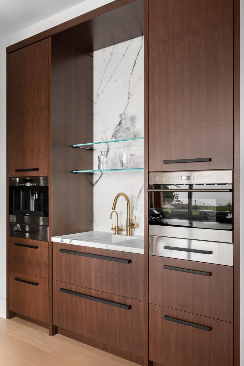 Madeleine Design Group Ocean Bluff Coffee Bar