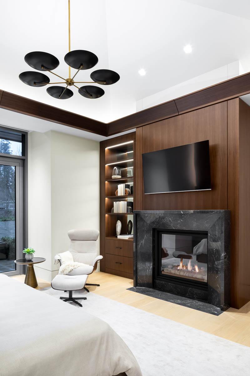 Madeleine Design Group Ocean Bluff Downstairs Suite