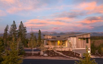 This Winter Park Modern Mountain Home is Where We Want to Be