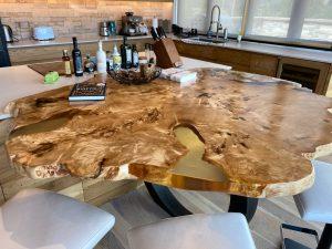 Ewers Architecture kitchenette Cottonwood Table