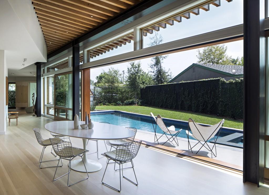 FINNE Architects Venice House Lift&Slide Doors
