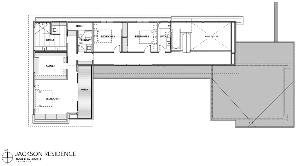 studioMET 2nd floor plans