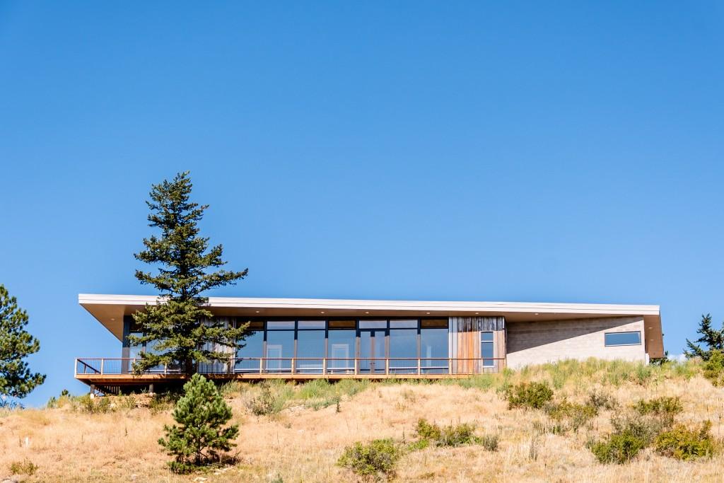 F9 Productions prairie modern home