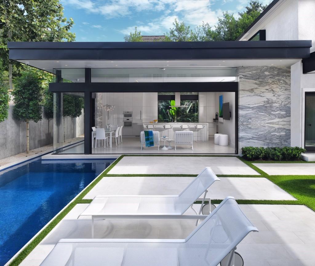 Gary R. Chandler Architecture & Interiors cabana