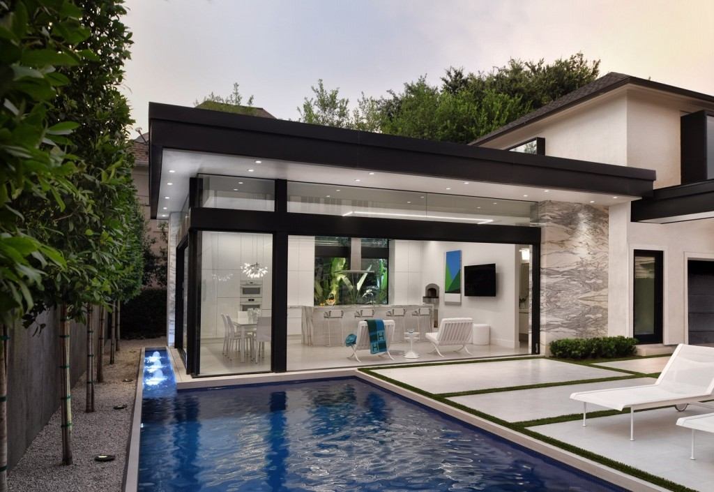 Gary R. Chandler Architecture & Interiors pool