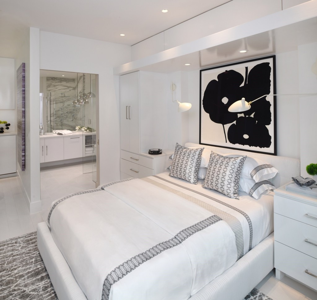 Gary R. Chandler Architecture & Interiors guest suite bedroom