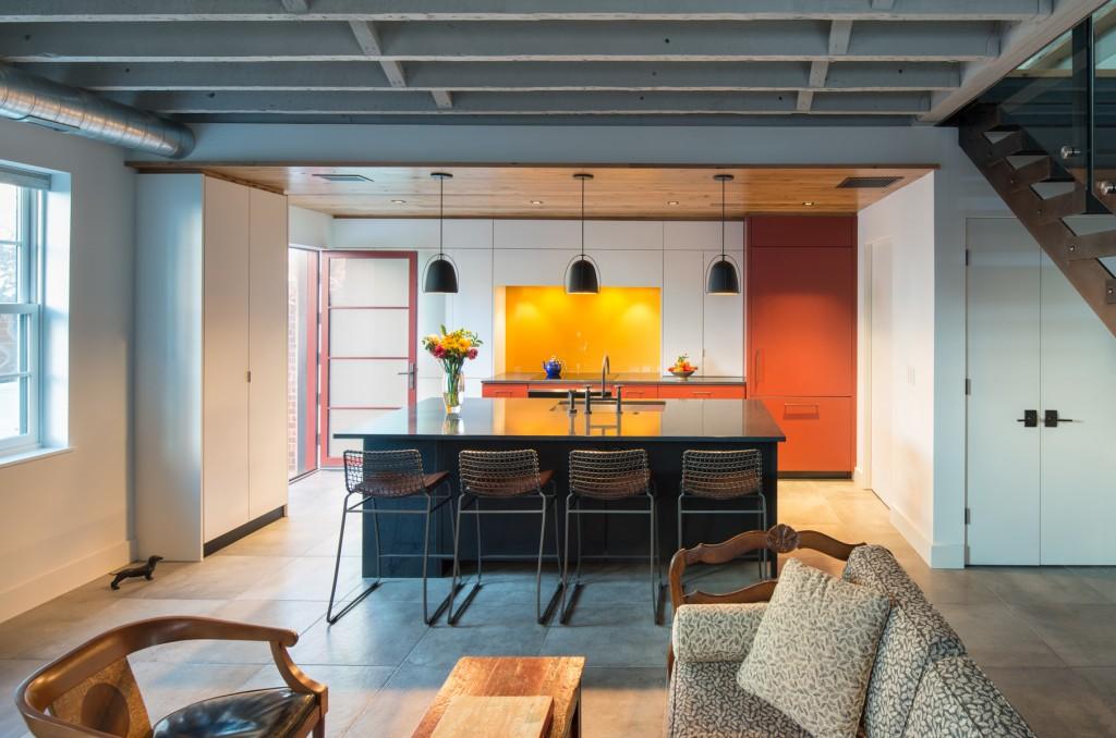 Gardner Architects New Kitchen