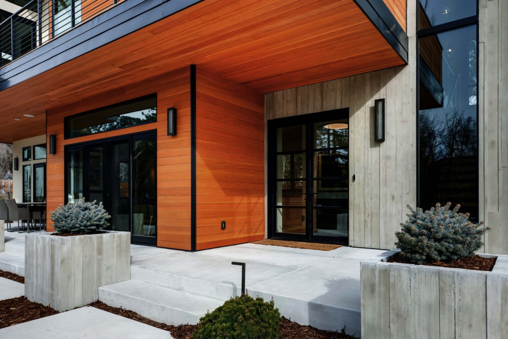 Rodwin Architecture & Skycastle Construction Front Door