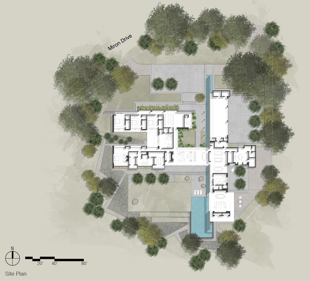Specht Architects Layout Drawing
