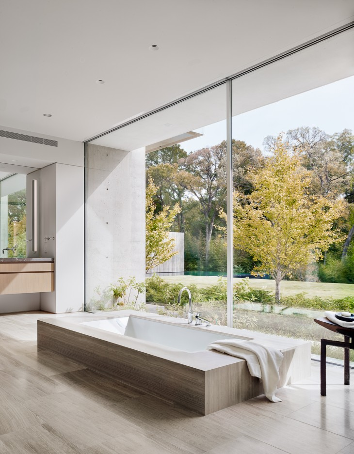 Specht Architects Master Bathroom