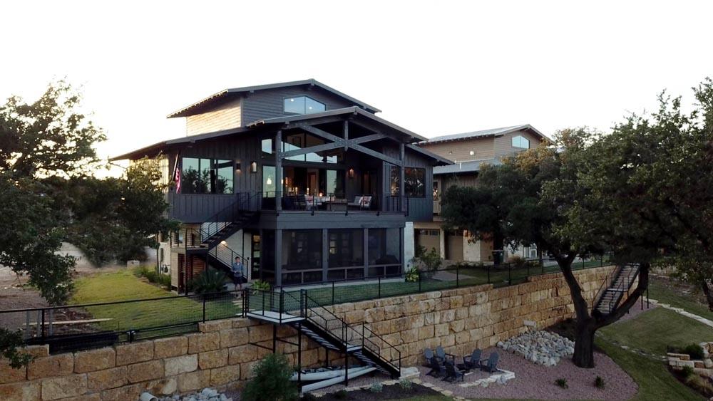 Cornerstone Architects 2021 Austin Modern Home Tour