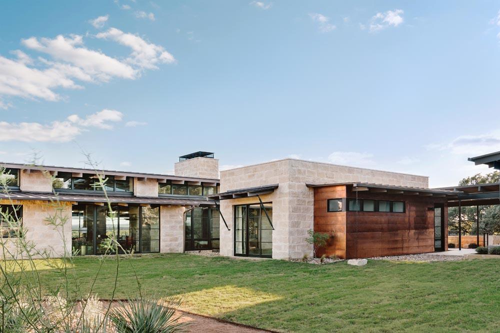 J Christopher Architecture 2021 Austin Modern Home Tour