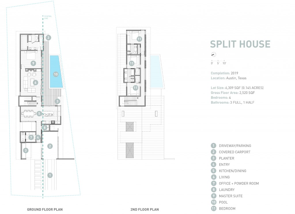 Matt Fajkus Architecture Floorplan