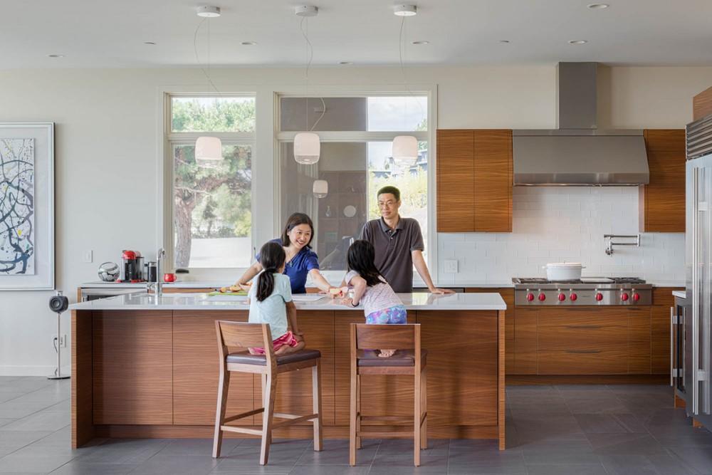 Baylis Architects kitchen