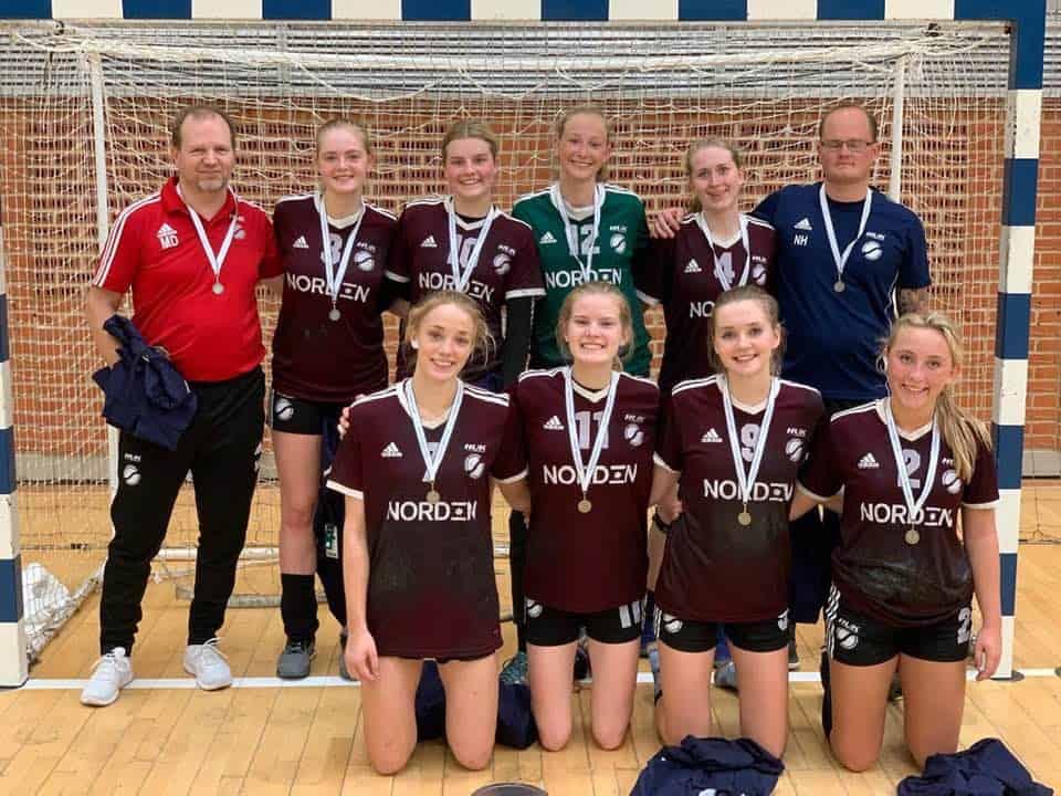 Sølvvinder Holstebro cup 2019