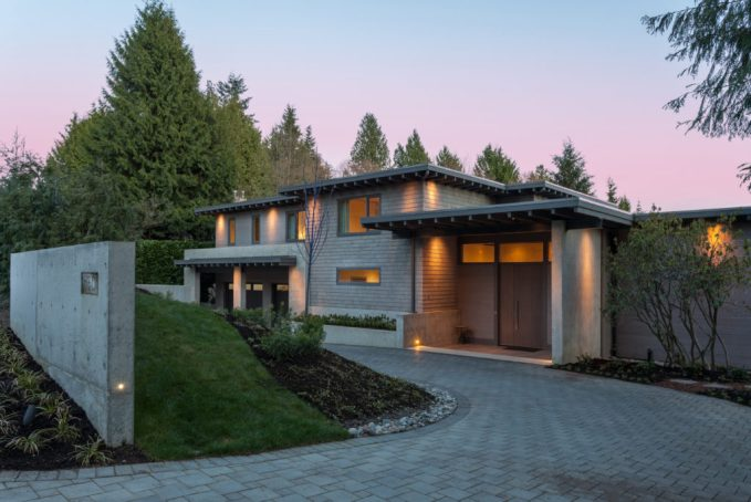 530 Eastcot Rd_Exterior Front Sunset