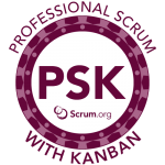 The Professional Scrum with Kanban course