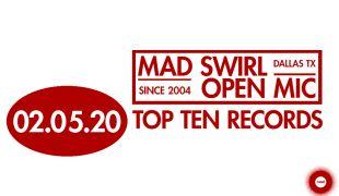 Mad Swirl Open Mic : 02.05.20