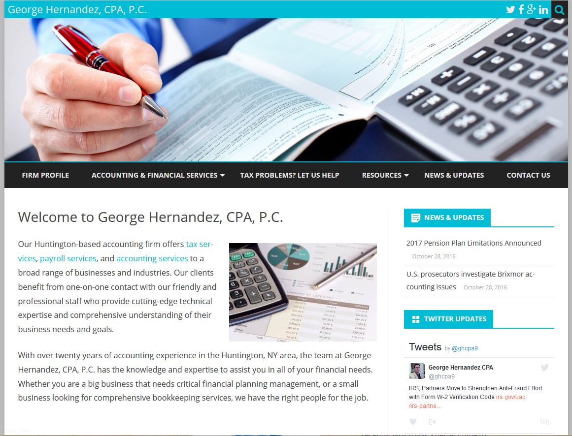 Ghcpapc Web Design Madtempest Holdings Inc
