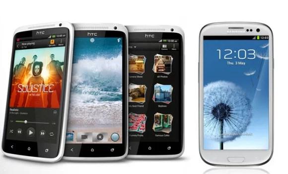 HTC One X vs Samsung Galaxy S III — A Thorough Comparison