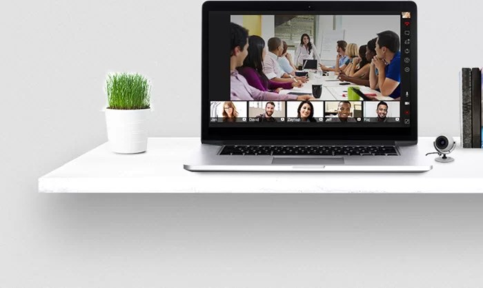 How to use Video Sharing and Tele-Conferencing for a Company-wide Project