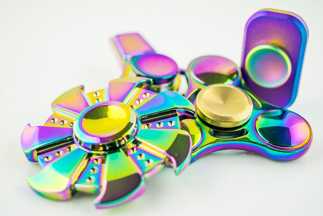 limited edition fidget spinners
