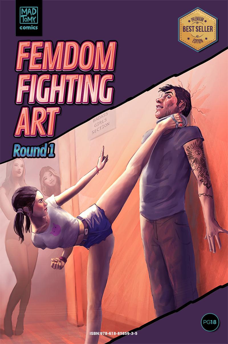 Femdom Fight Girls