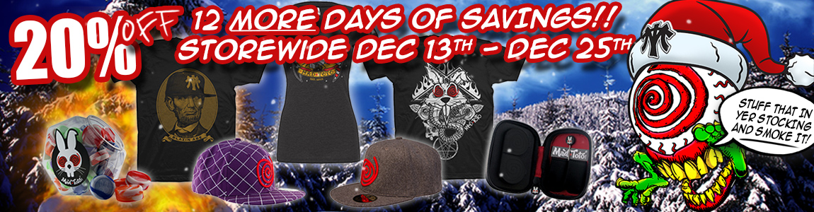 Mad Toto  - Holiday sale
