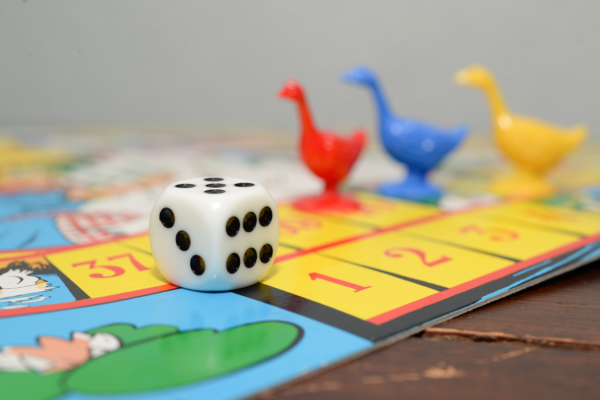 5 Board Games You Can Play With Your Preschooler