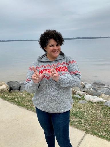 Wisconsin Alpaca Sweater